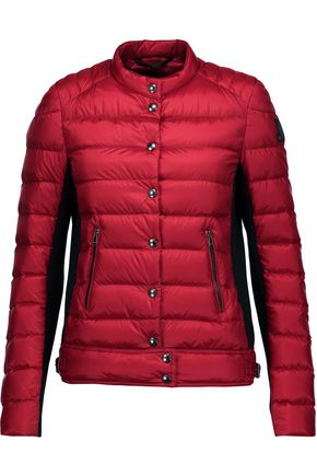 BELSTAFF Silverthorn quilted shell down jacket