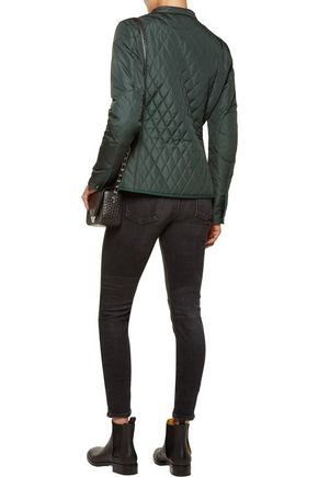 BELSTAFF Randall quilted shell jacket
