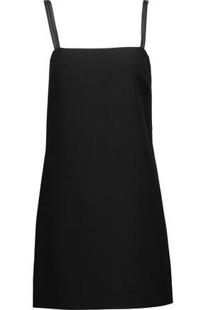 HELMUT LANG Twill mini dress