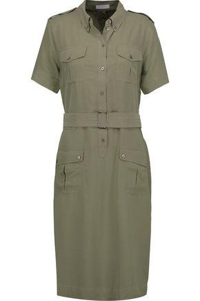 EQUIPMENT Petra washed-silk midi dress