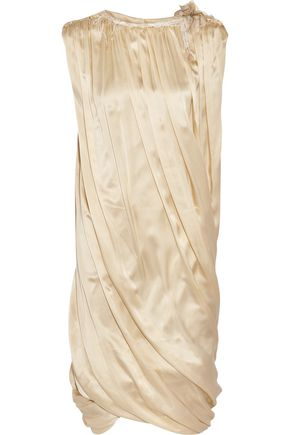 LANVIN Embellished silk dress
