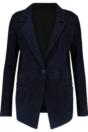 RTA Iggy suede blazer