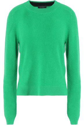RAG & BONE Valentina ribbed cashmere sweater