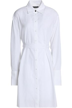 RAG & BONE Cotton and silk-blend dress