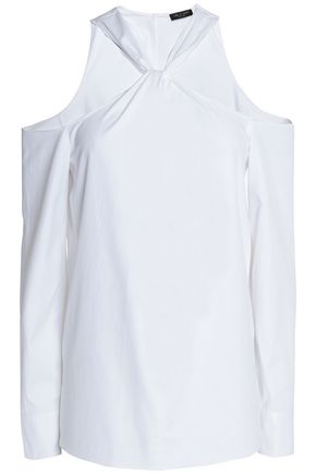 RAG & BONE Cold-shoulder top
