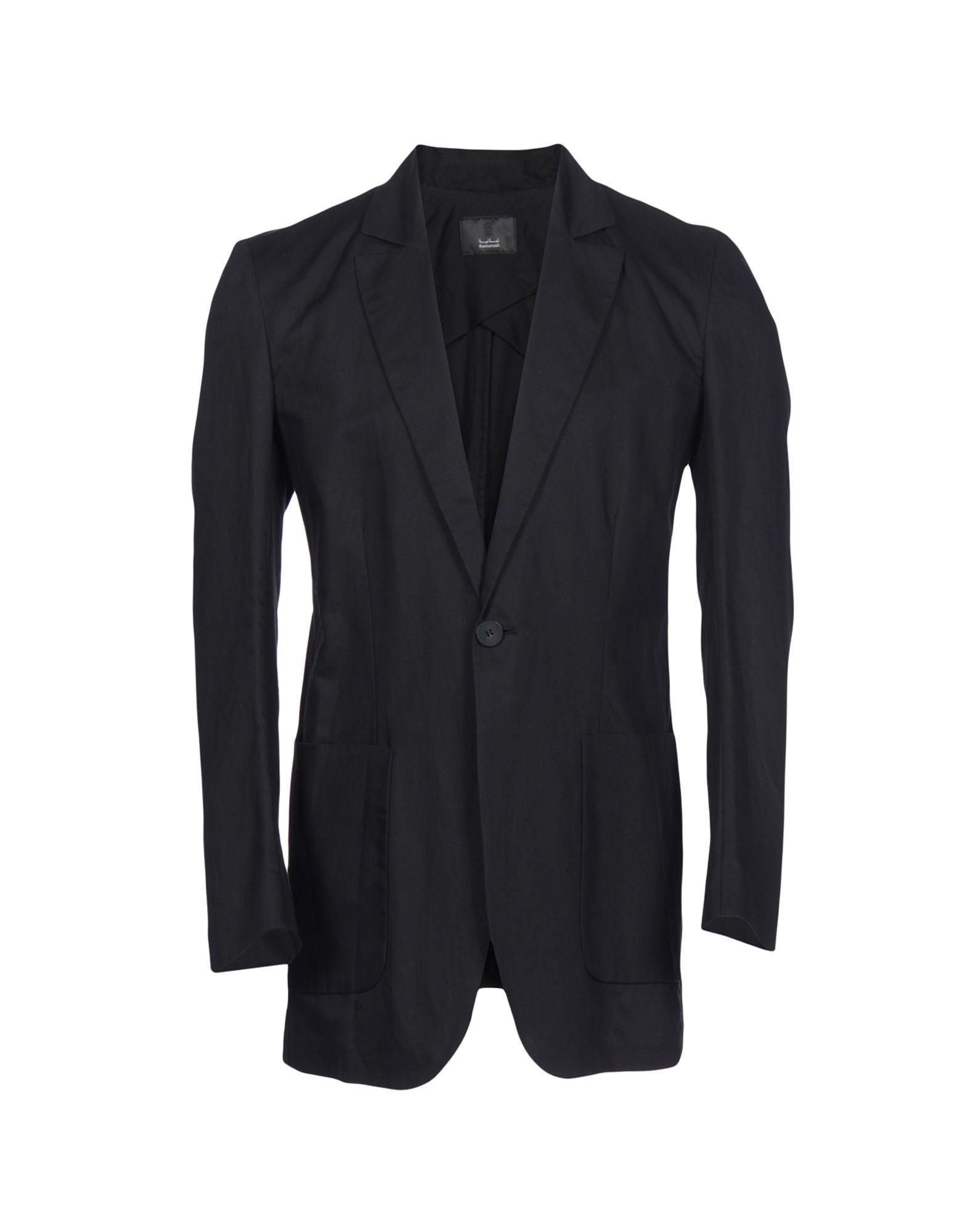 THAMANYAH Blazer in Black