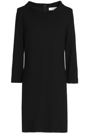GOAT Wool-crepe mini dress