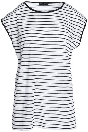 RAG & BONE Slub-jersey top