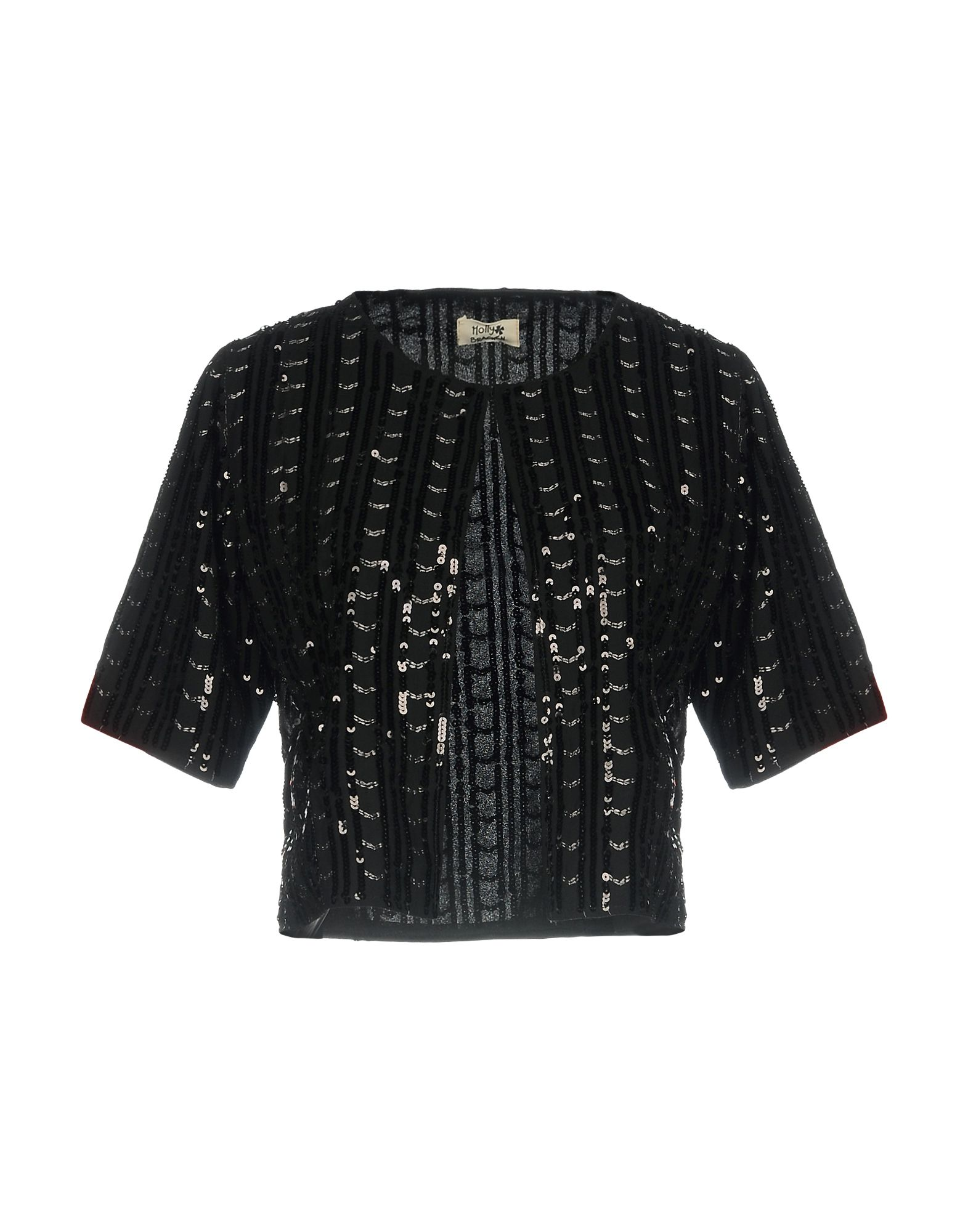 MOLLY BRACKEN Blazer in Black