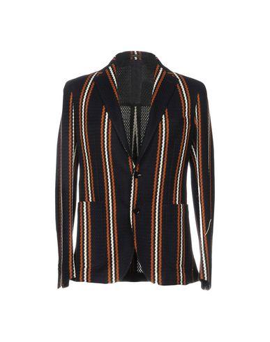 Купить Мужской пиджак TAGLIATORE темно-синего цвета