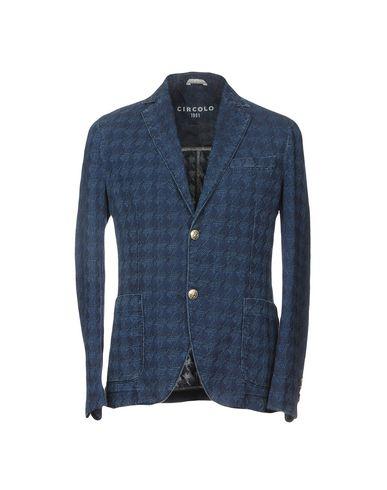 Купить Мужской пиджак CIRCOLO 1901 синего цвета