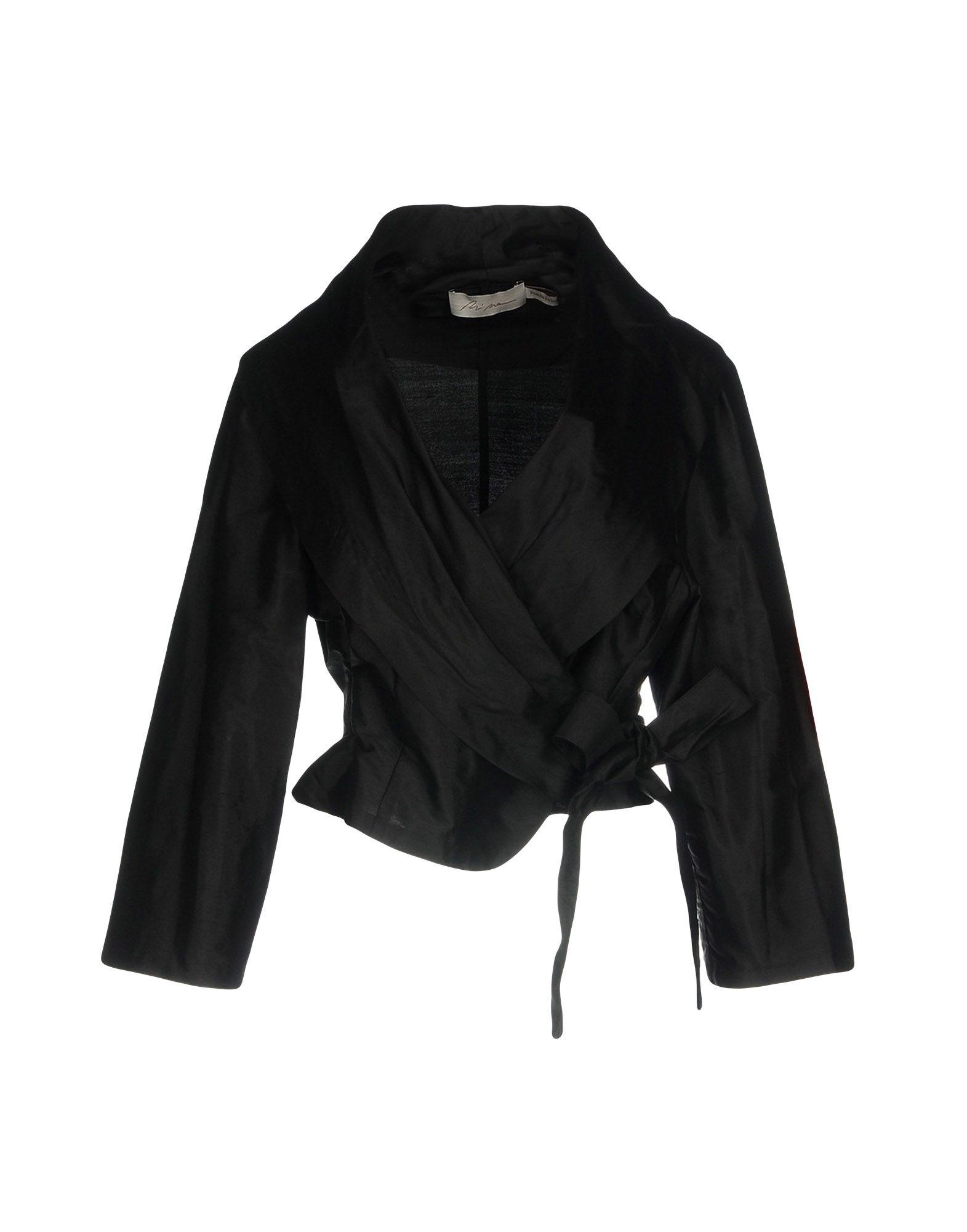 レディース NINE テーラードジャケット ブラック