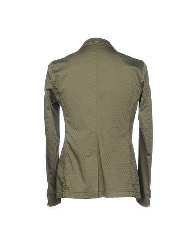 Фото 2 - Мужской пиджак PAUL MIRANDA цвет зеленый-милитари