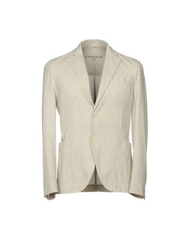 Купить Мужской пиджак CIRCOLO 1901 цвет слоновая кость