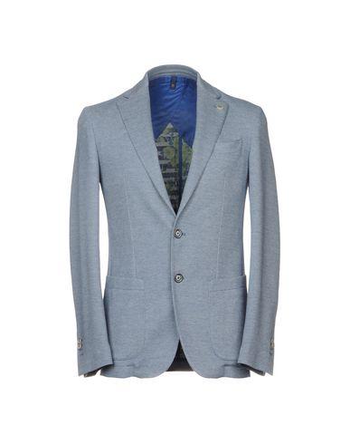 Купить Мужской пиджак DOMENICO TAGLIENTE синего цвета