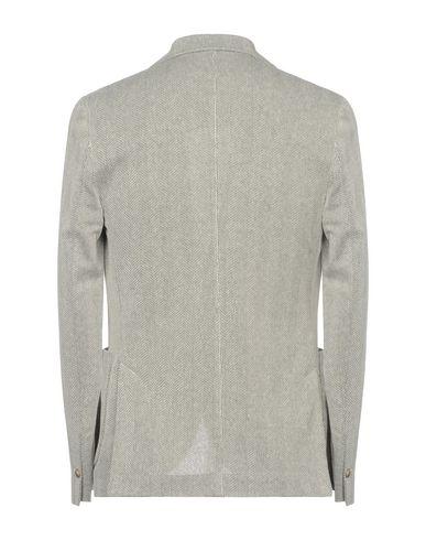 Фото 2 - Мужской пиджак CIRCOLO 1901 светло-серого цвета