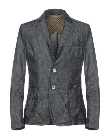 Купить Мужской пиджак  темно-синего цвета