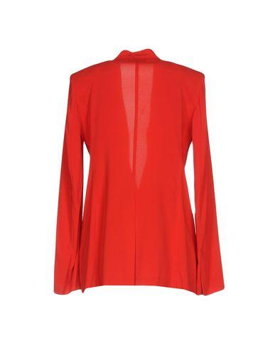 Фото 2 - Женский пиджак JUCCA красного цвета