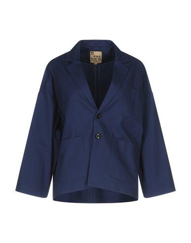 Купить Женский пиджак 5PREVIEW синего цвета