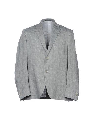 Купить Мужской пиджак  серого цвета