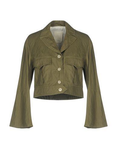 Фото - Женский пиджак GOLD CASE цвет зеленый-милитари