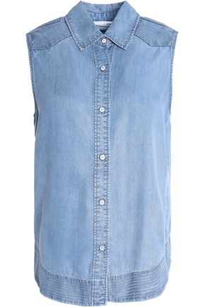 RAG & BONE/JEAN Chambray top