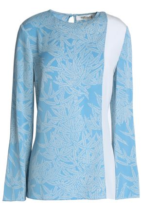 DIANE VON FURSTENBERG Long Sleeved