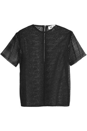 DIANE VON FURSTENBERG Short Sleeved