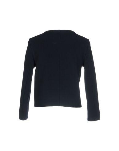 Фото 2 - Женский пиджак HARRIS WHARF LONDON темно-синего цвета