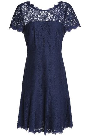 DIANE VON FURSTENBERG Fifi corded lace dress