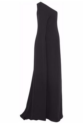 DEREK LAM One-shoulder silk gown