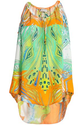 EMILIO PUCCI Off the Shoulder