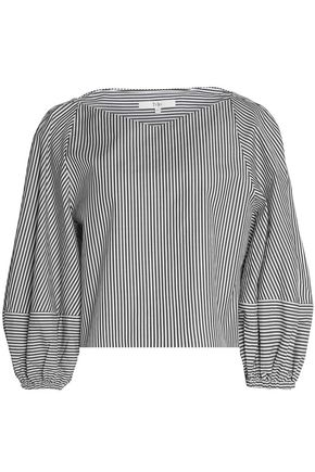 TIBI 3 Quarter Sleeved