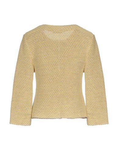 Фото 2 - Женский пиджак ANNECLAIRE желтого цвета