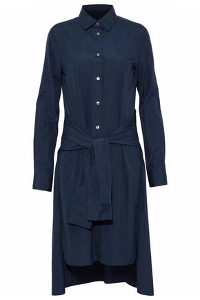 MAISON MARGIELA Cotton-poplin dress