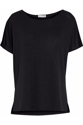 RAG & BONE/JEAN Draped knitted top