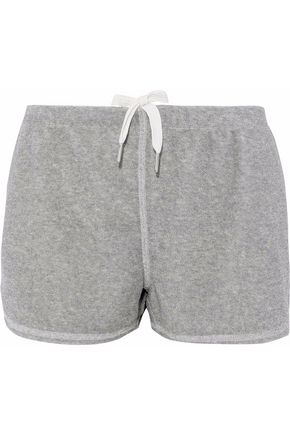 RAG & BONE Cotton-blend terry shorts
