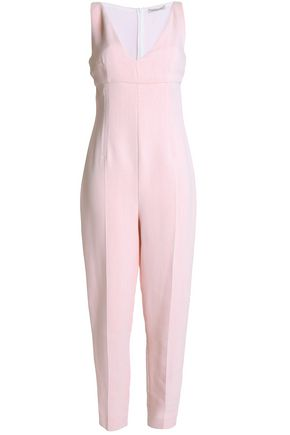 EMILIA WICKSTEAD Crepe jumpsuit