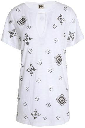 HAUTE HIPPIE Short Sleeved