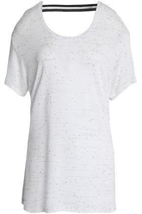 KORAL Mélange jersey T-shirt