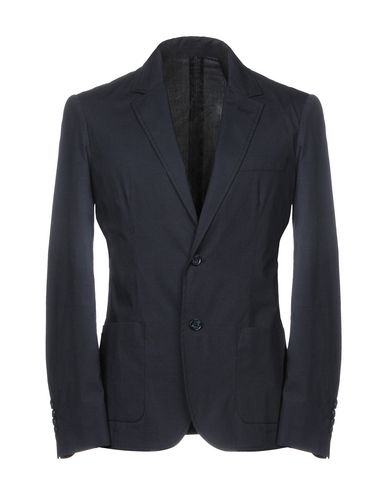 Фото - Мужской пиджак CRUNA темно-синего цвета