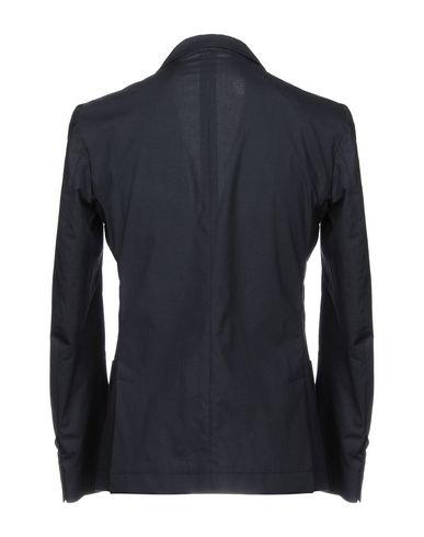 Фото 2 - Мужской пиджак CRUNA темно-синего цвета