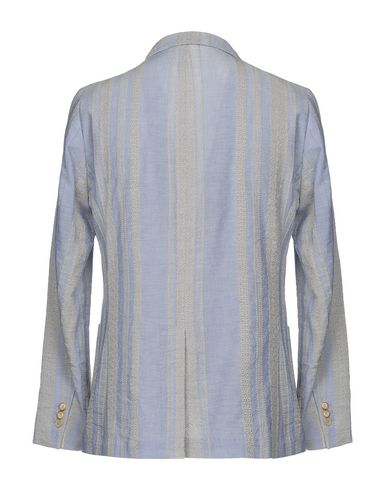 Фото 2 - Мужской пиджак PAOLONI небесно-голубого цвета