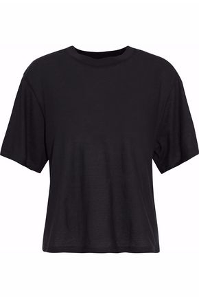MSGM Cotton-jersey T-shirt