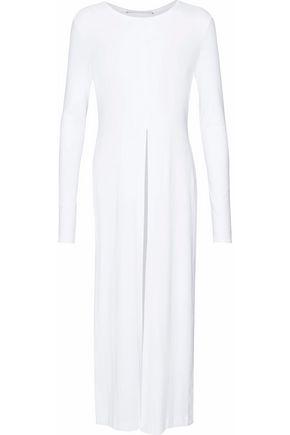 ROSETTA GETTY Split cotton-jersey top