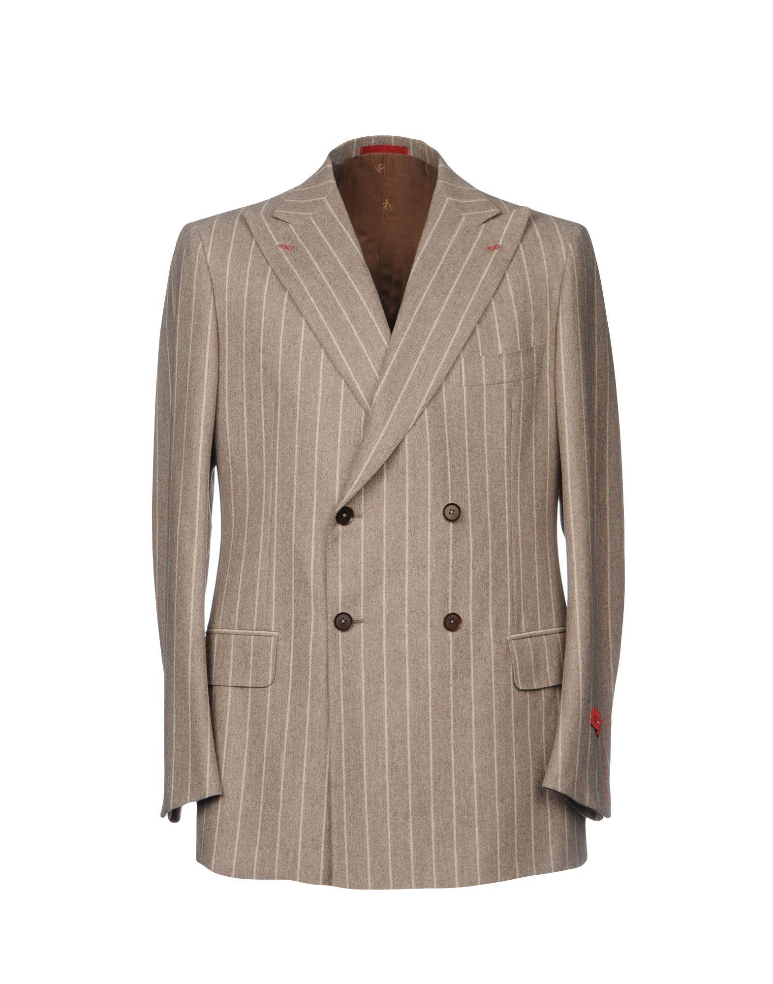 ISAIA Пиджак олимпийка isaia коричневый