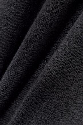 RAG & BONE Slub cotton and modal-blend jersey T-shirt