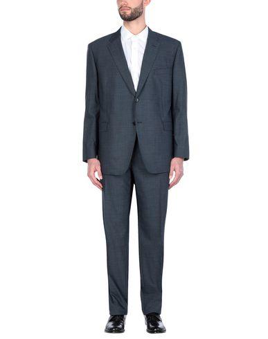 Фото - Мужской костюм JASPER REED грифельно-синего цвета
