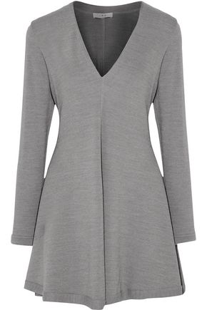 IRO Stretch-wool blend mini dress