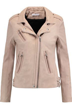 IRO Hanhan leather biker jacket